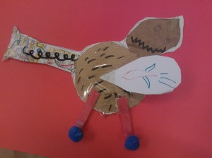 Zak's bird
